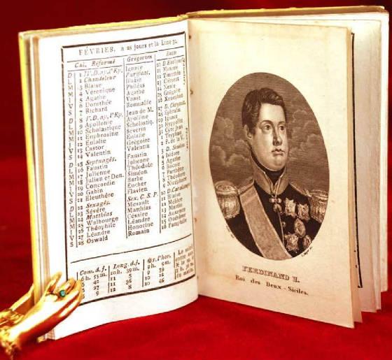Almanacs Yearbooks: History Of The Old Almanach De Gotha