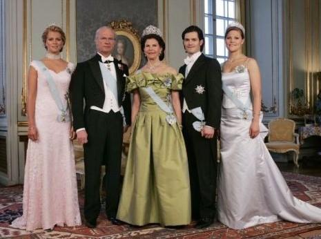 monarki sverige